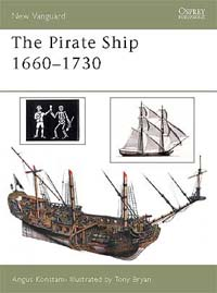 The Pirate Ship 1660–1730
